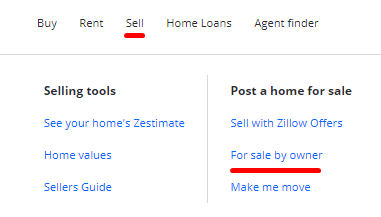 How do I post my home for sale by owner? – Zillow Help Center Zillow Maps Home Values on