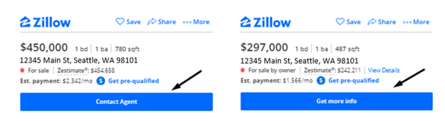 How do I contact a listing provider? – Zillow Help Center