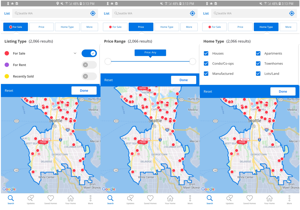How do I search for homes on the Zillow mobile app? – Zillow ... Zillow Map on pathfinder rpg maps, spanish speaking maps, fictional maps, groundwater maps, expedia maps, high quality maps, pictometry maps, jones soda, microsoft maps, teaching maps, google maps, social studies maps, aerial maps, alternate history maps, civilization 5 maps, geoportal maps, walmart maps, local maps, mapquest maps, tumblr maps, yandex maps,