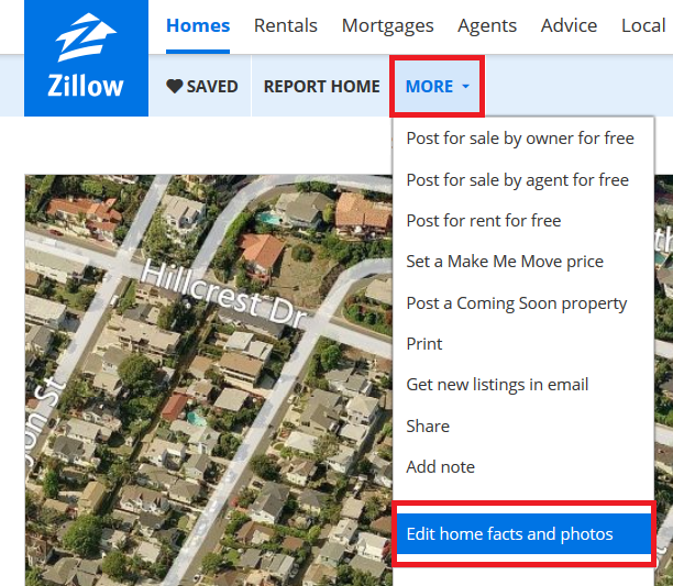 Zillow Rental Homes: How Do I Add Or Remove Photos Of My Home?