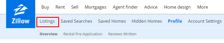 How do I edit my for sale by owner listing? – Zillow Help Center